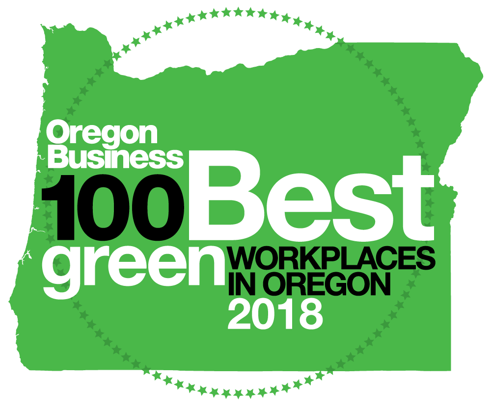 OBM 100 best Green logo 2018 1000px wide transparent